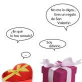 Humor de regalo: San Valentn