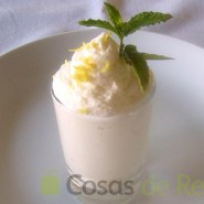Receta de Mousse de limn
