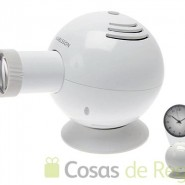 Reloj proyector con esfera de luz autntica