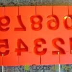 21- Molde de silicona para piruletas