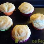 07- Los Cupcakes recién salidos del horno