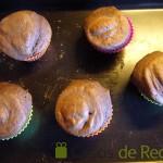 11- Los Cupcakes recién salidos del horno