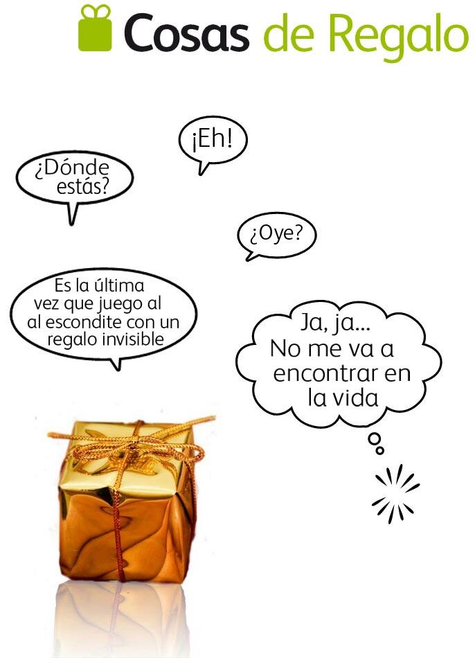 Humor de regalo