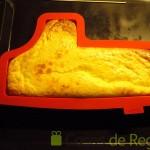 05- La tarta de requesón con limón y canela ya lista
