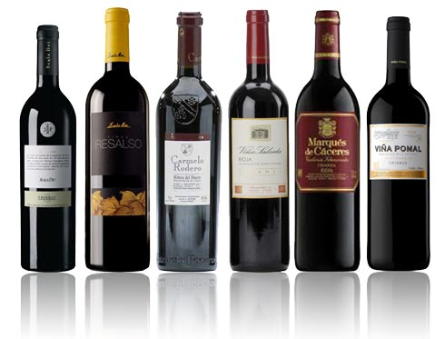 Comprar vinos y cavas online