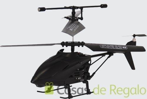 Digicopter, un helicóptero multicontrol cargado de diversión