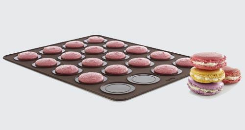 Moldes de silicona para galletas Whoopie Pies, más sencillo imposible