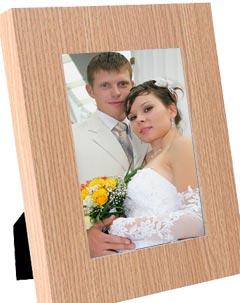 Marcos de fotos para bodas especiales como recuerdo