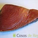 03 - El lomo de atún fresco para el tataki