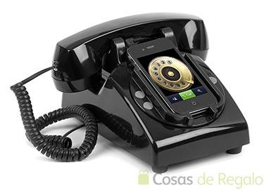 Teléfono muestra
