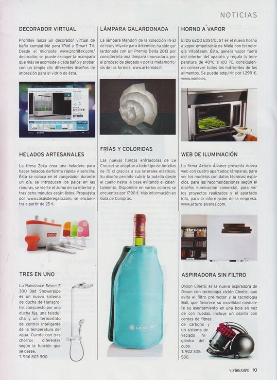 Revista Vivir en el campo nº 109 (septiembre 2013)