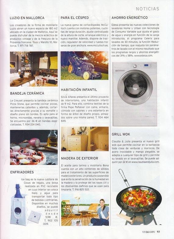 Revista Vivir en el campo nº 110 (octubre 2013)