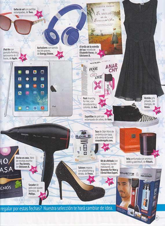 Revista Cuore número 399 (tercera semana de diciembre de 2013)