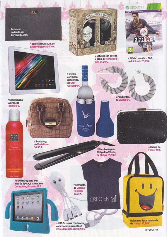 Revista In Touch número 379 (diciembre 2013)