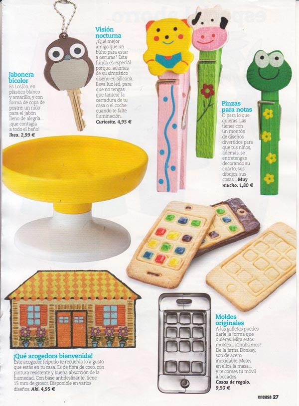 Revista Encasa número 17 (enero 2014)