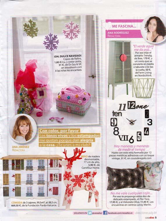 Revista Casa Diez (Diciembre 2013)
