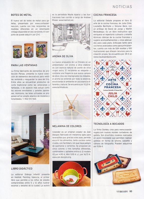 Revista Vivir en el campo número 114 (enero 2014)