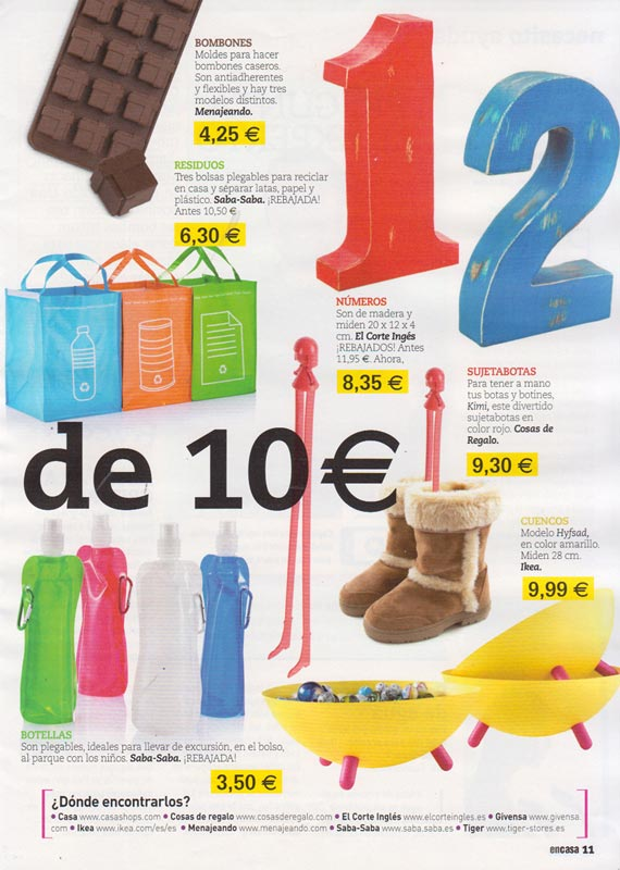 Revista Encasa número 18 (enero 2014)