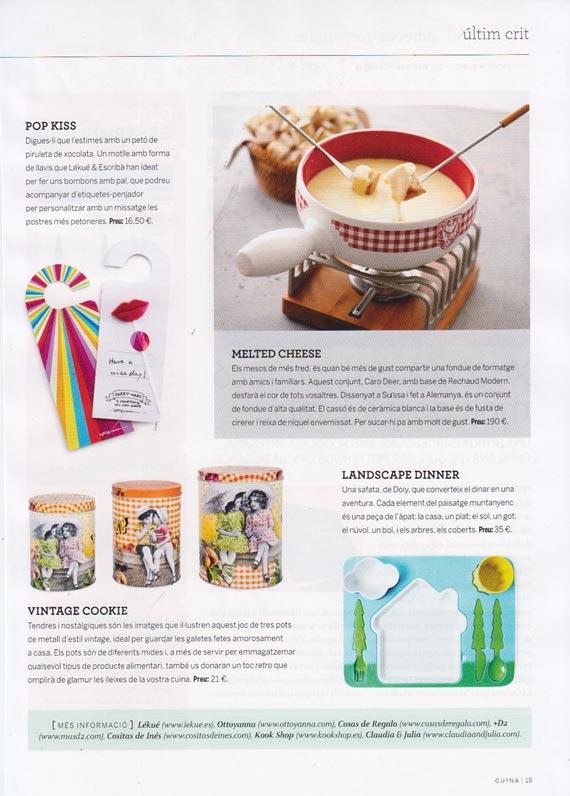 Revista Cuina número 156 (enero 2014)