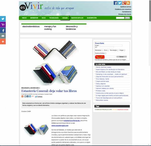 Web es Vivir