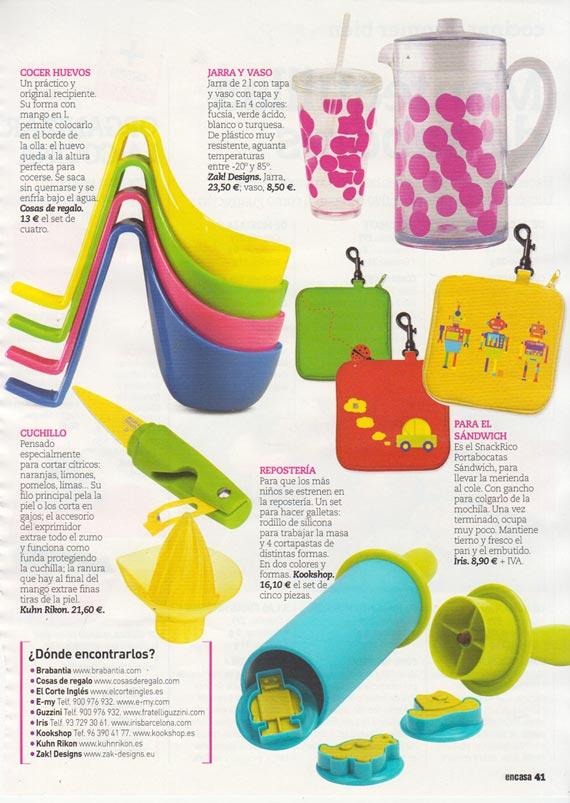 Revista Encasa número 15 (octubre 2013)