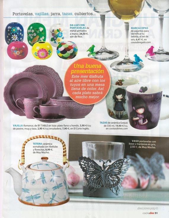 Revista Cocina Diez (junio 2014)