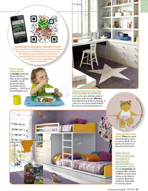 Revista MiCasa extra niños nº 51 (julio 2014)