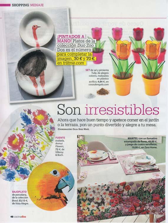 Revista Cocina Diez número 5 (julio 2014)
