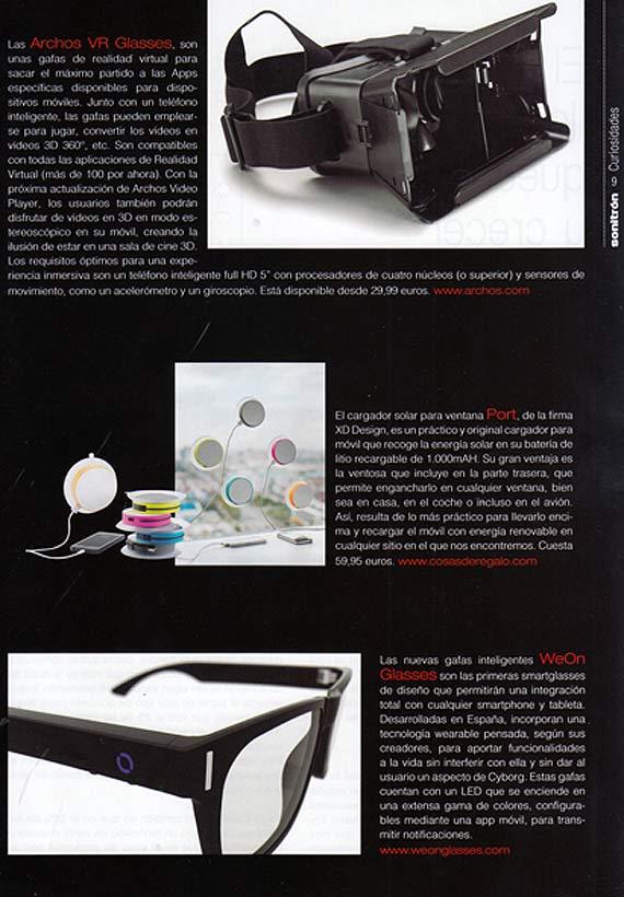Revista Sonitrón número 406