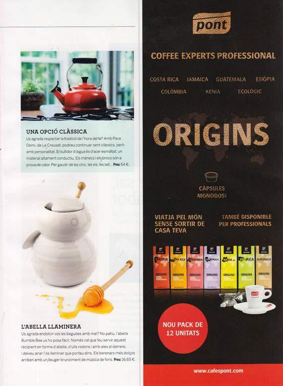 Revista Cuina Octubre de 2013