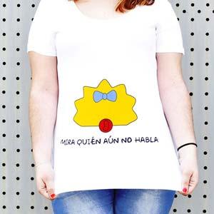 camisetas para embarazadas, regalos para embarazadas