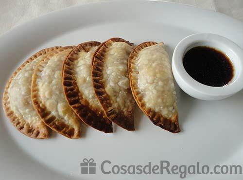 Receta de Empanadillas de col y calamar
