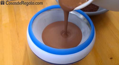 Cómo hacer helado de chocolate casero