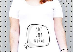 camisetas para embarazadas