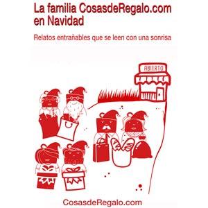 """Descarga gratis el libro """"La familia CosasdeRegalo.com en Navidad"""""""