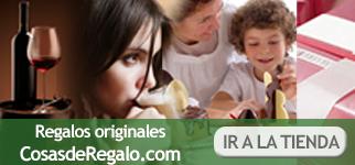 Los regalos originales de CosasdeRegalo.com