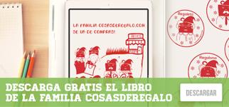 La familia CosasdeRegalo.com en Navidad