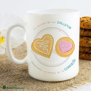 Tazas de desayuno originales, regalos para abuelas