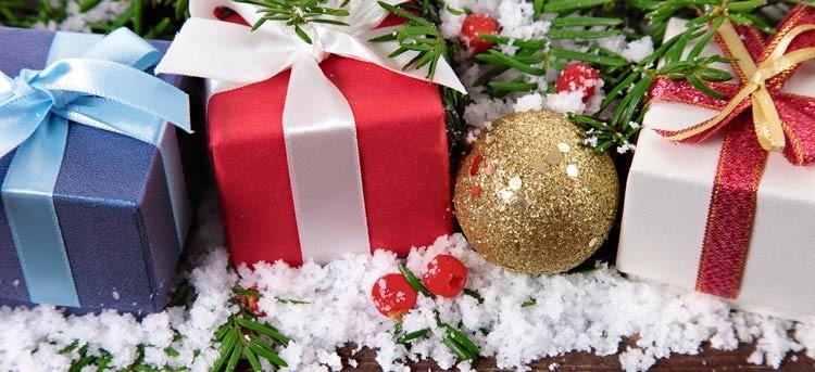 Regalos exclusivos ambientados en la Navidad