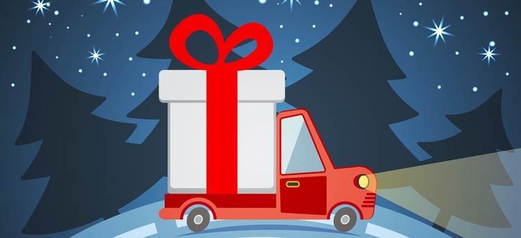 Para los regalos de última hora: Seur gratis para pedidos superiores a 60 euros