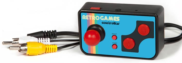 consolas de juegos retro