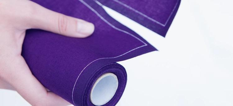 MY drap, unas servilletas y manteles de tela con una oferta suculenta