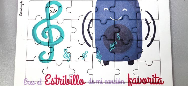 Móntatelo a tu gusto con los puzzles personalizados: ¡sorprendentes!