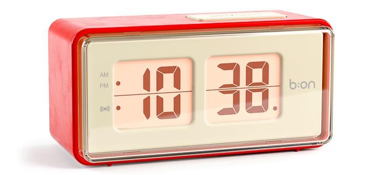 Novedades en relojes despertador: despiértate a tiempo y bien