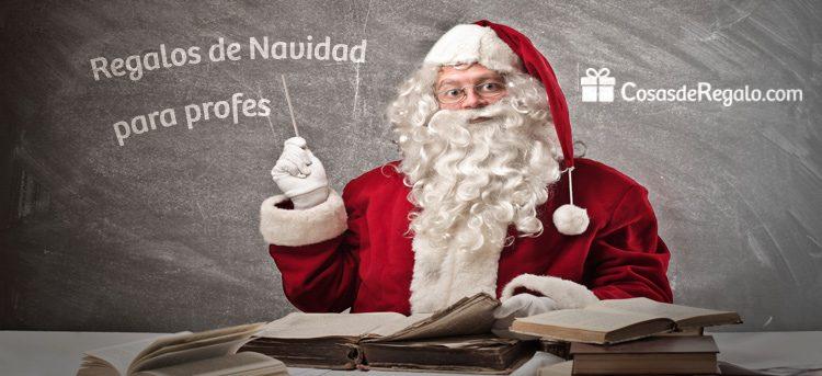 Novedades en regalos para profesores para Navidad