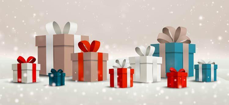 Personaliza tus regalos de Navidad con estos packs configurables