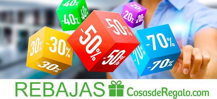 rebajas Cosasderegalo.com