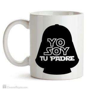 Taza soy tu padre