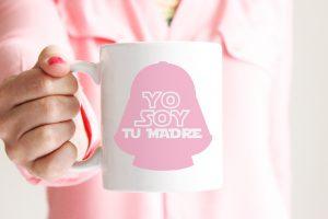 Taza soy tu madre - regalos para madres