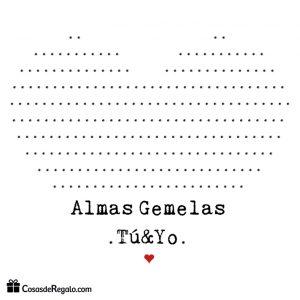 Almas gemelas Tú & Yo